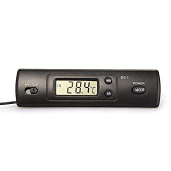 LED Pantalla Termometro Digital Con 2 Sonda Para Casa Oficina Refrigeracion