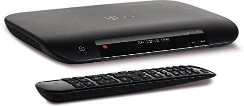 Telekom Media Receiver 401 TV Set-Top Boxes IPTV Alta Definición Total Negro - Reproductor/sintonizador (IPTV, 720p,1080p,2160p, H.264,H.265,MPEG, 10,100,1000 Mbit/s, 2.0a, 500 GB): Amazon.es: Electrónica
