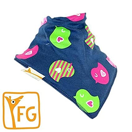 Green Welsh Dragon Funky Giraffe Bandana Baby Toddler 100/% Cotton Bibs
