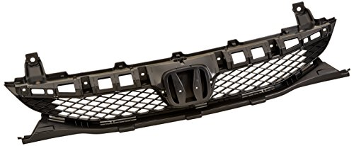 Sedan Grille Grill (OE Replacement Honda Civic Grille Assembly (Partslink Number HO1200198))