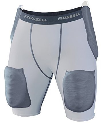 Russell Athletic Youth Football 5-Piece  - Youth 5 Pocket Football Girdle Shopping Results