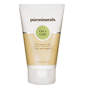 Pur Minerals Get A Little Self-Tanning Lotion, 4 oz