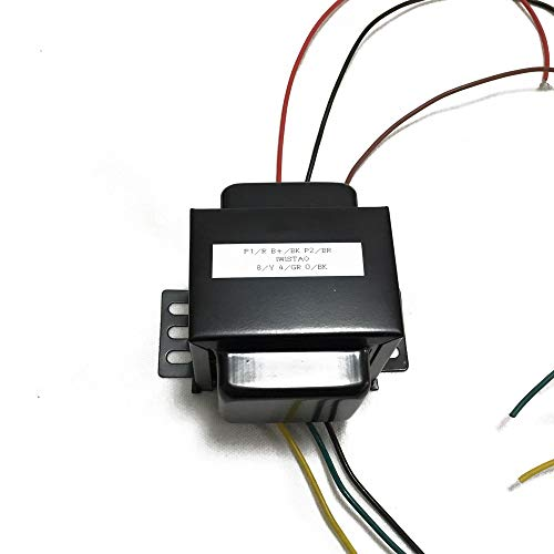 - IWISTAO Tube Amplifier Output Transformer Pull-Push 20W Z11 Silicon Steel EI for Pull-Push Tube Amp Audio HiFi DIY 1pc