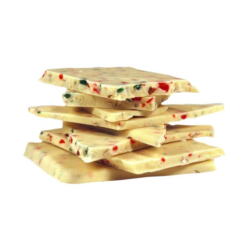Carolyn's Handmade No.20 White Chocolate Peppermint Bark Bulk, 320 Ounce by Carolyn's Handmade