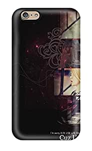 sandra hedges Stern's Shop Durable 2ne1-lonely Back Case/cover For Iphone 6 8372029K31900754