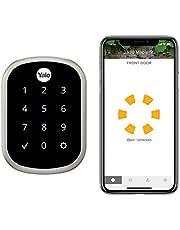 Yale Assure Lock SL - Slim Key Free Touchscreen Keypad Deadbolt - Satin Nickel