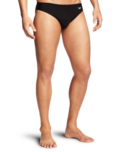 Speedo Men's Xtra Life Lycra Solar 1 Inch Brief Swimsuit