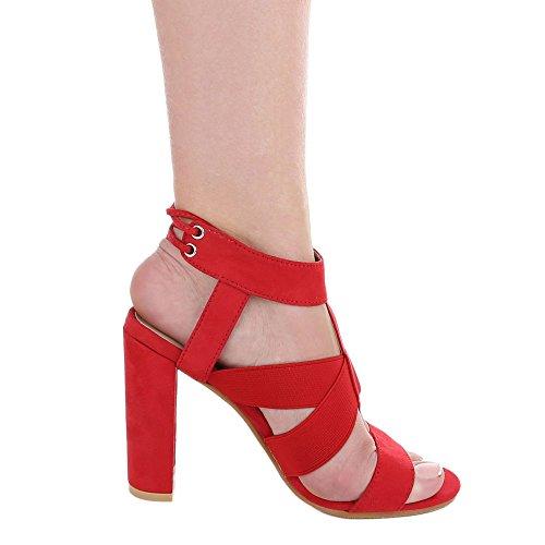 Rojo Plataforma Ital Design Mujer Rojo Mujer Design Plataforma Plataforma Mujer Design Ital Ital B1cqyE5yw