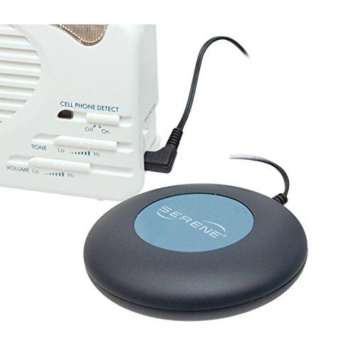 (Serene Bed Shaker -Accessory to Ringmaster Phone Ringer-Flasher )