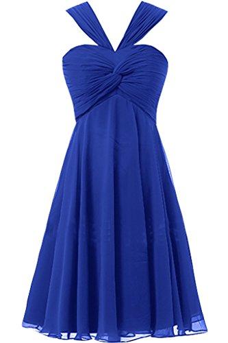 Missdressy - Robe - Femme -  bleu - 60