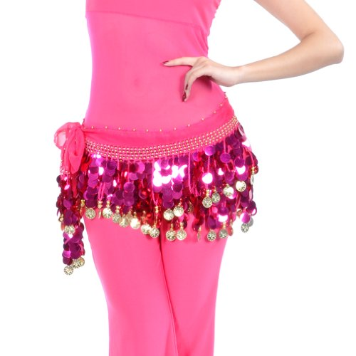 Dance Fairy Paillettes Coins Belly product image