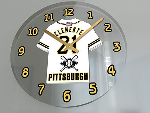 USA Baseball Legends Wall Clocks - 12