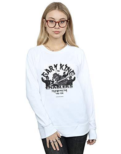 De Entrenamiento Chenery Blanco Camisa King Mujer Xxx Alex large Gary wRqxHqS