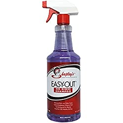 Shapley's 32 fl oz Easy-Out No Rinse Shampoo Removes Stains and Odors No Rinsing or Residue Great for Winter Bathing
