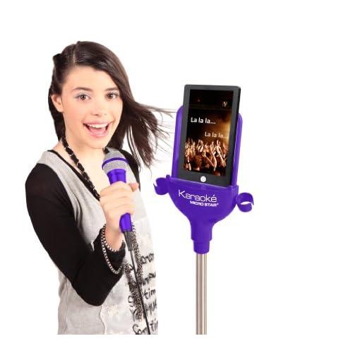 Lexibook - k8000 - Jeu Electronique - Karaoke - Micro Star