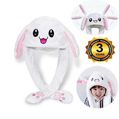 Moving Jumping Tik Tok Cap Very Cute Suitable for Women Girl Kid ()