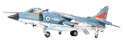 Tamiya Models Royal Navy Sea Harrier FRS.1 Model Kit ()