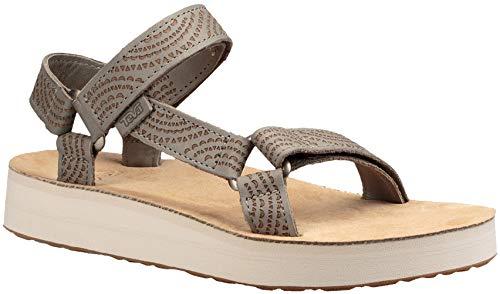 Teva New Women's Midform Universal Geometric Sandal Desert Sage 6 ()