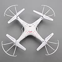 Syma X5C 4 Channel Mini Helicopter 2.4GHz RC Explorers Quad Copter Mode 2 with 2M w/ Camera