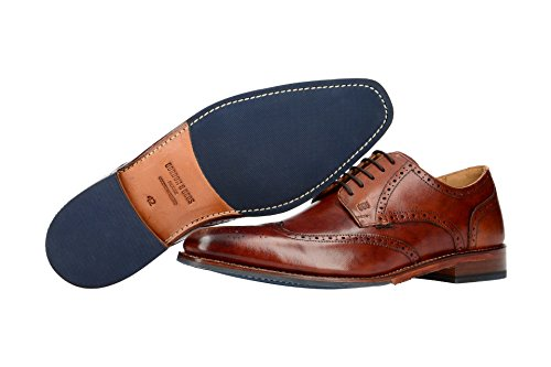 Gordon & Bros Milan 5661 Flex G, Stivali Chukka Uomo British Tan