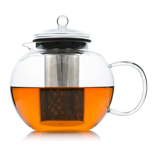 glass stove top water kettle - 8