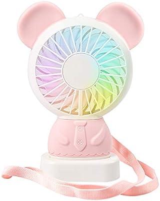 kilokelvin Mini Ventilador de Mano USB Ventilador Portatil ...