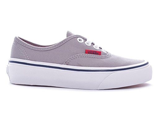 Camionnettes Authentiques Chaussures De Sport Unisexe Kinder - (pop) Frst Gry /
