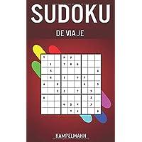 Sudoku de Viaje: 200 Niveles desde Fácil hasta Difícil - Edición Pequeña Ideal para el Viaje