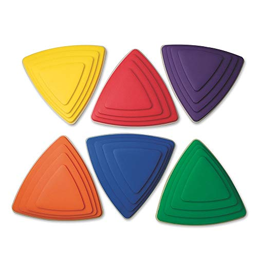 S&S Worldwide Small River Stepping Stones (set of 6) (set of 6)]()