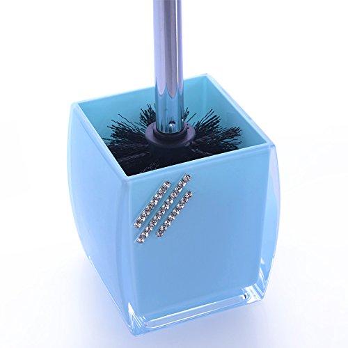 WINZSC 1 stück wc Pinsel Pinsel Pinsel Set kreative acryl Pinsel gehobenen wc wc Pinsel wc Tasse wc Edelstahl toilettenbürste lo529418 (Größe   Blau) B07DNQ4736 | Bekannt für seine hervorragende Qualität  2bfda8