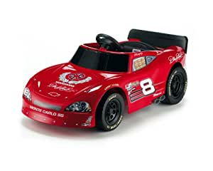 Power Wheels Fisher-Price NASCAR Racecar Dale Earnhardt Jr