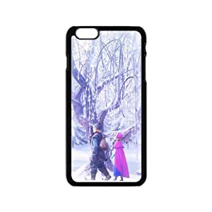 Frozen Princess Anna and Kristoff Cell Phone Case for Iphone 6