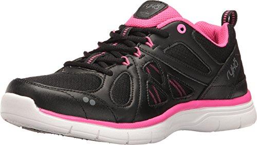 ryka-womens-divine-training-shoeblack-athena-pink-frost-greyus-75-m