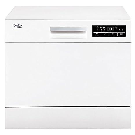 Beko DTC36610W Encimera 6cubiertos A+ lavavajilla ...