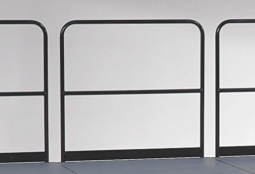 Bil-Jax - 0106-HGP-20X24 - Steel Guard Rail, For Use With Bil-Jax 20 x 24 ft. Portable Stage Packages by Bil-Jax