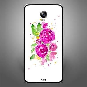 OnePlus 3T Pink Rose