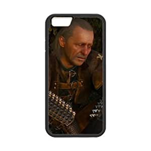 iPhone 6 4.7 Inch Cell Phone Case Black The Witcher 3 Wild Hunt review Vesemir FXS_719132