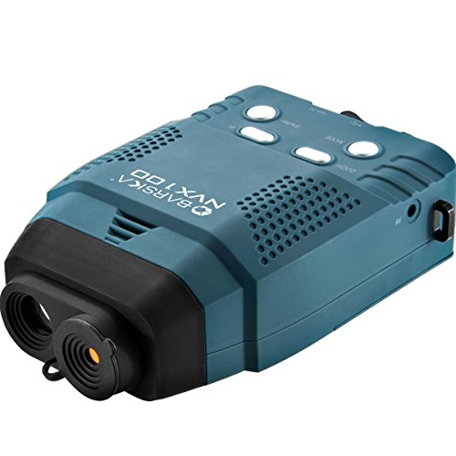 Barska NVX100 3x Night Vision Monocular with Built in Camera by BARSKA (Image #1)