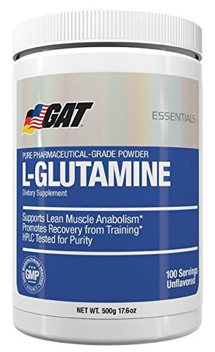 GAT Pure and Potent L-Glutamine Supplement for Advanced Athl