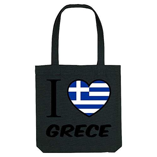 Jaime Tote grece kase Gs la My Noir Coton w7aSIq