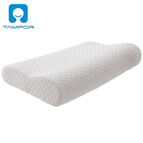 contour-memory-foam-pillow-hypoallergenic-neck-pillow-with-orthopedic-design-for-neck-support-and-pa