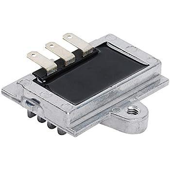 hifrom voltage regulator rectifier for onan p-series 16 17 18 19 20hp 20  amp 191-1748 191-2106 191-2208 191-2227 john deere 318-420