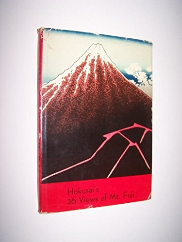 Hokusai's 36 views of Mt. Fuji (Hokusai Mt Fuji)
