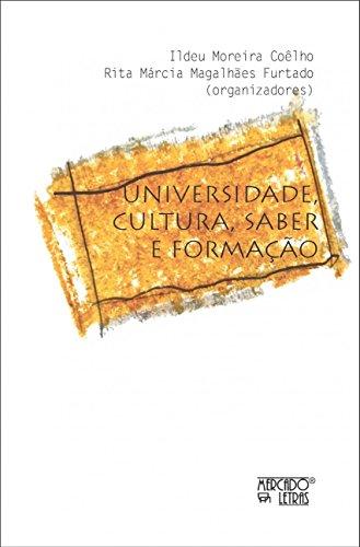 Universidade, Cultura, Saber e Formação