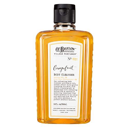 C.O. Bigelow Village Perfumer Body Cleanser - Grapefruit - No. 1521 - Grapefruit Creamy Body Wash