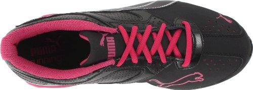 Puma - - Tazon de la Mujer 5 Nm Zapatos Black-Silver-Purple