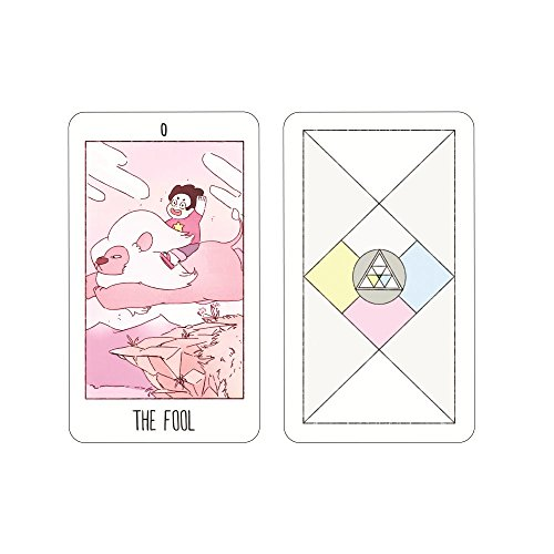 (STEVEN UNIVERSE - Tarot Card Deck - Major Arcana)