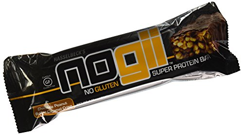 NoGii Super Protein Bars, Chocolate Peanut Butter, 6 Count Review