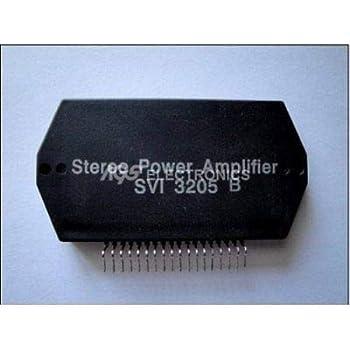 Aigh Auality shop SVI3205 - SVI 3205 - SVI3205C-P Módulo amplificador