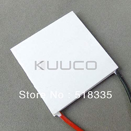SXDOOL Wholesale!TEC Peltier Module TEC1-12706 Thermoelectric Cooler Cooling Plate 12V 40mmx40mm